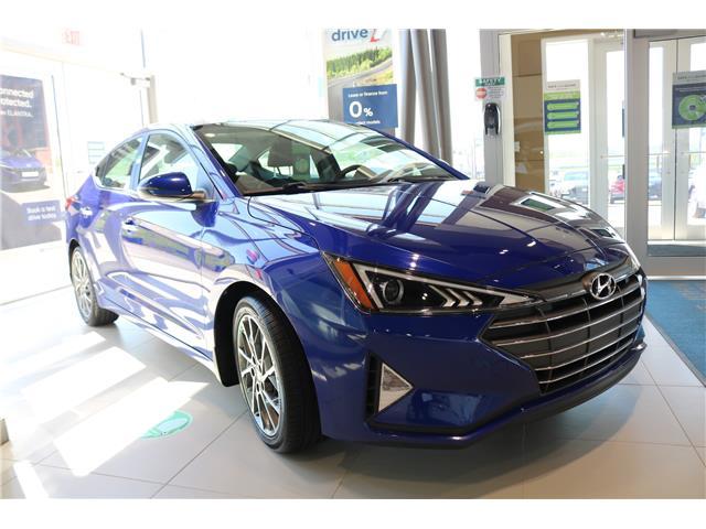2020 Hyundai Elantra Luxury (Stk: 02182) in Saint John - Image 1 of 1
