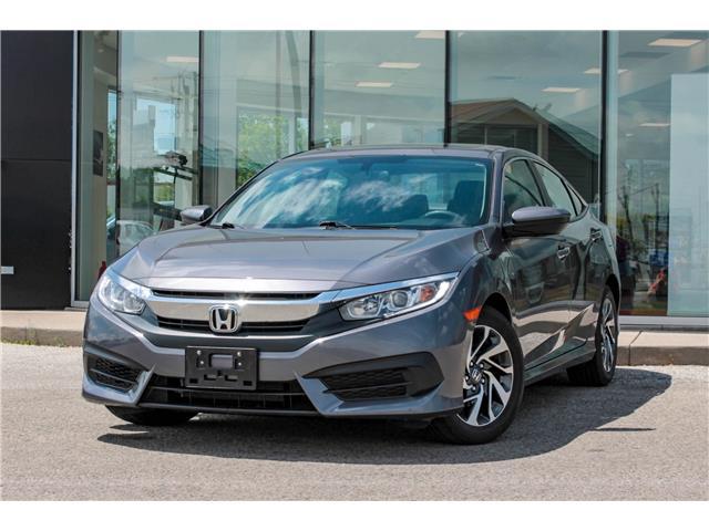 2016 Honda Civic EX (Stk: 121161) in Sarnia - Image 1 of 27