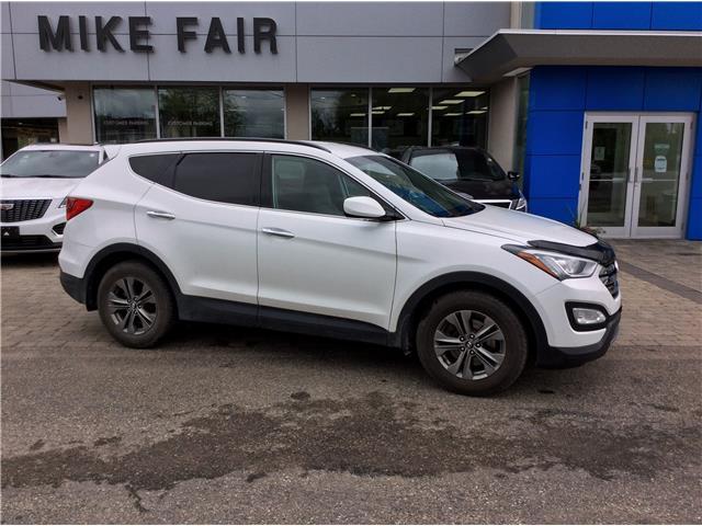 2013 Hyundai Santa Fe Sport 2.4 Premium (Stk: P4358A) in Smiths Falls - Image 1 of 15