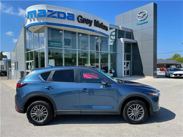 2018 Mazda CX-5 GS (Stk: 21042A) in Owen Sound - Image 1 of 20