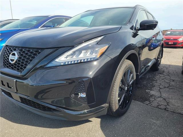2021 Nissan Murano Midnight Edition (Stk: CMC136204) in Cobourg - Image 1 of 1