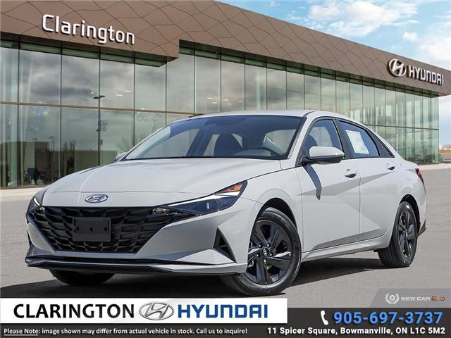 2021 Hyundai Elantra Preferred (Stk: 21337) in Clarington - Image 1 of 24
