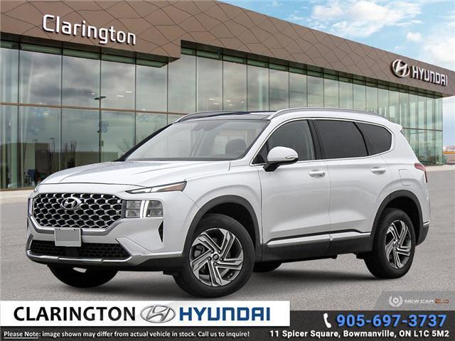 2021 Hyundai Santa Fe Preferred w/Trend Package (Stk: 21339) in Clarington - Image 1 of 24