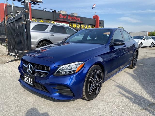 2019 Mercedes-Benz C-Class Base (Stk: 302857) in Toronto - Image 1 of 21