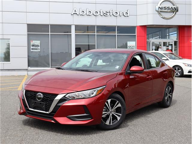 2021 Nissan Sentra SV (Stk: A21189) in Abbotsford - Image 1 of 29