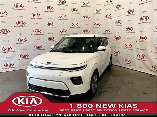 2021 Kia Soul EV EV Premium (Stk: 23101) in Edmonton - Image 1 of 25