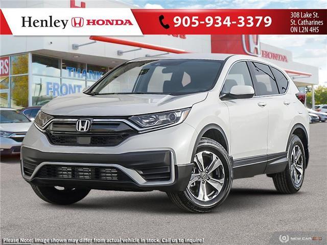 2021 Honda CR-V LX (Stk: H19619) in St. Catharines - Image 1 of 23