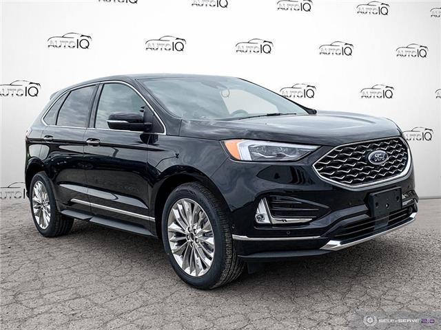 2021 Ford Edge Titanium Black