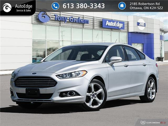2014 Ford Fusion SE (Stk: A0562A) in Ottawa - Image 1 of 28