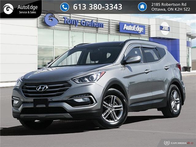 2017 Hyundai Santa Fe Sport 2.4 Luxury (Stk: A0626A) in Ottawa - Image 1 of 28