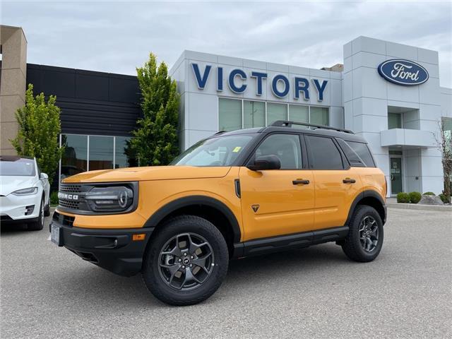 2021 Ford Bronco Sport Badlands (Stk: VBS20312) in Chatham - Image 1 of 16