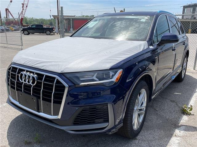 2021 Audi Q7 55 Komfort (Stk: 210893) in Toronto - Image 1 of 5