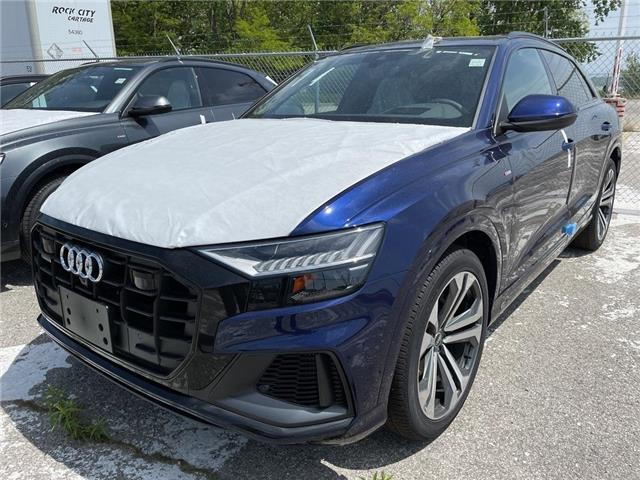 2021 Audi Q8 55 Technik (Stk: 210917) in Toronto - Image 1 of 5