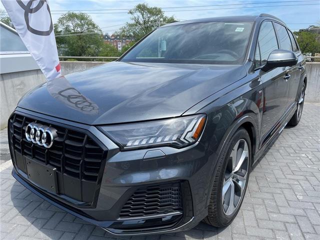 2021 Audi Q7 55 Technik (Stk: 210931) in Toronto - Image 1 of 5