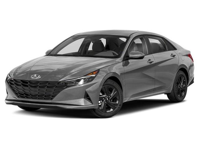 2021 Hyundai Elantra Preferred w/Sun & Tech Pkg (Stk: N23222) in Toronto - Image 1 of 9