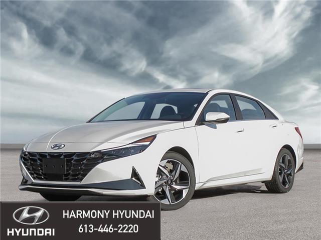 2021 Hyundai Elantra Ultimate (Stk: 21270) in Rockland - Image 1 of 23