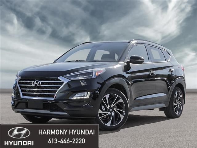 2021 Hyundai Tucson Ultimate (Stk: 21274) in Rockland - Image 1 of 23