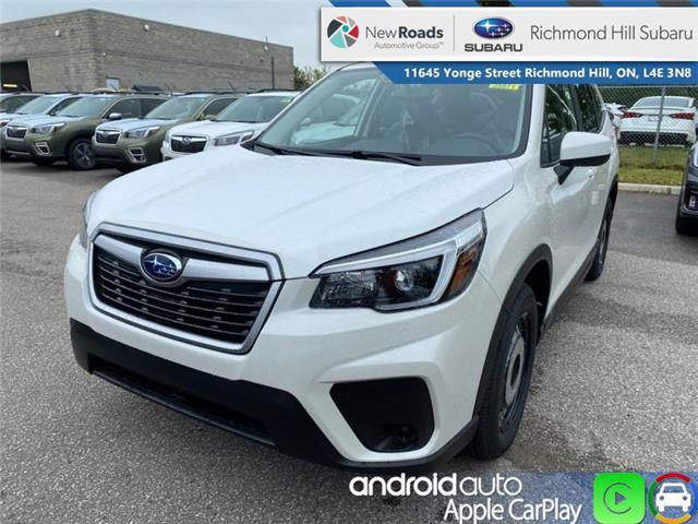 2021 Subaru Forester Base (Stk: 35871) in RICHMOND HILL - Image 1 of 9