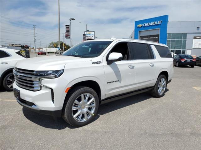 2021 Chevrolet Suburban High Country (Stk: MR349046) in Mississauga - Image 1 of 30