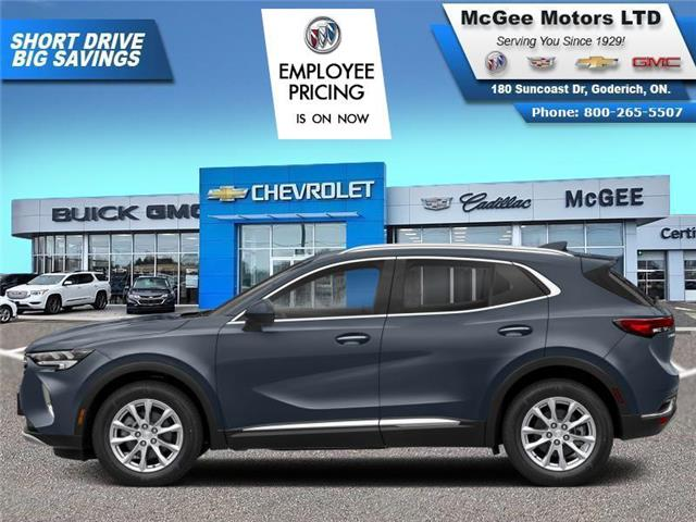 2021 Buick Envision Essence (Stk: 136243) in Goderich - Image 1 of 1
