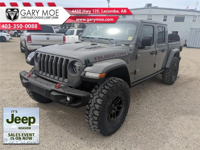 2021 Jeep Gladiator Rubicon (Stk: F212580) in Lacombe - Image 1 of 18