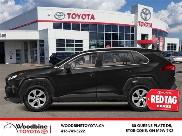 2021 Toyota RAV4 LE (Stk: 21-513) in Etobicoke - Image 1 of 1