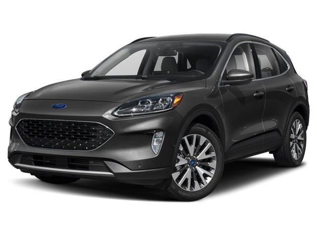 2021 Ford Escape Titanium Hybrid (Stk: 21J8636) in Toronto - Image 1 of 9