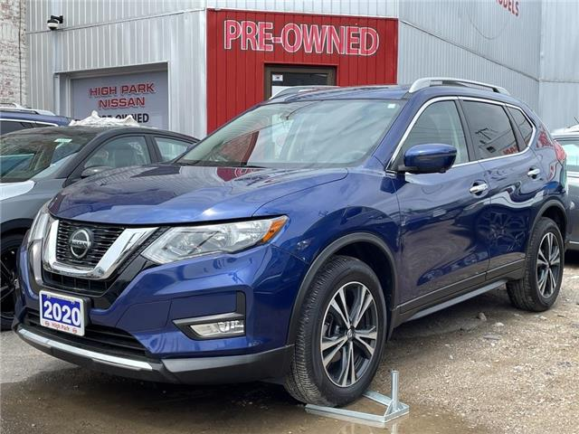 2020 Nissan Rogue SV (Stk: HP430A) in Toronto - Image 1 of 22