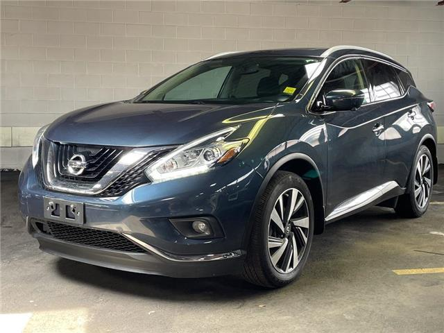2018 Nissan Murano Platinum (Stk: U1953) in Toronto - Image 1 of 23
