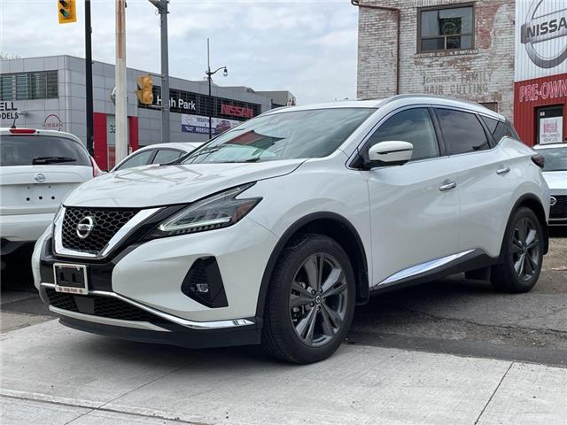 2019 Nissan Murano Platinum (Stk: HP298A) in Toronto - Image 1 of 23
