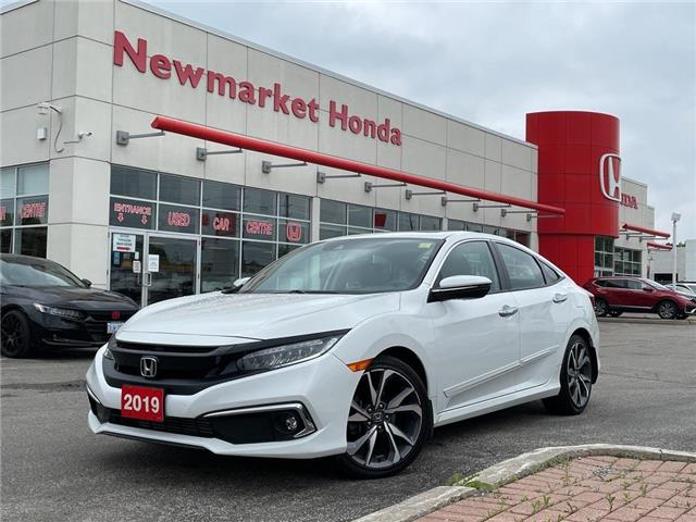 2019 Honda Civic Touring (Stk: OP-5661) in Newmarket - Image 1 of 20