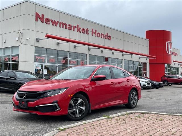 2019 Honda Civic LX (Stk: 21-3737A) in Newmarket - Image 1 of 16