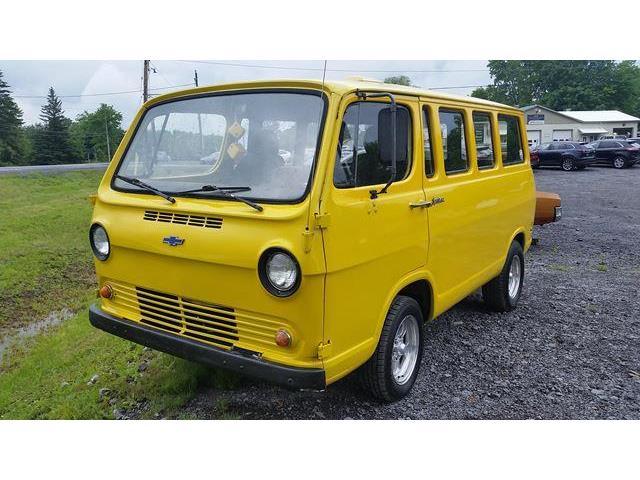 1967 Chevrolet Sportvan  (Stk: 5p122214) in Rockland - Image 1 of 9