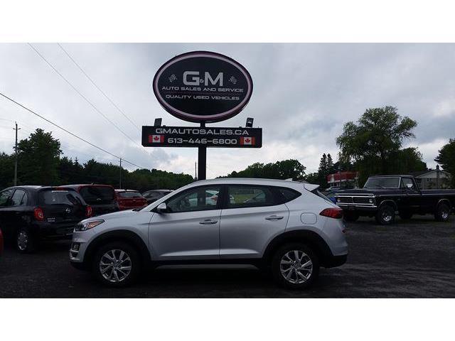 2019 Hyundai Tucson Preferred (Stk: KU999996) in Rockland - Image 1 of 12
