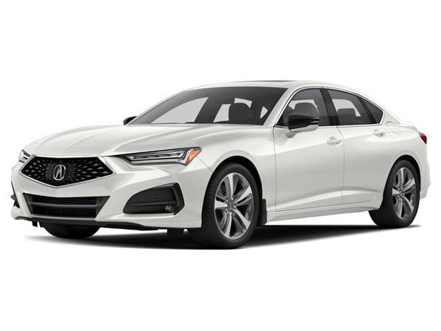 2021 Acura TLX Platinum Elite (Stk: TX13690) in Toronto - Image 1 of 2