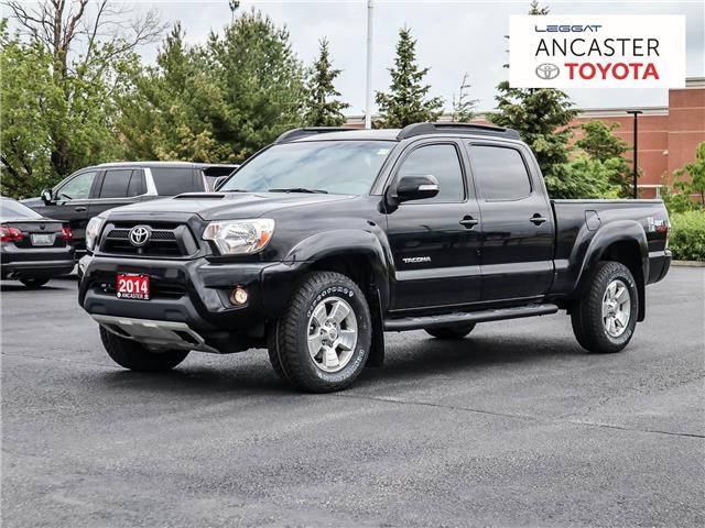 2014 Toyota Tacoma V6 (Stk: 21453A) in Ancaster - Image 1 of 7