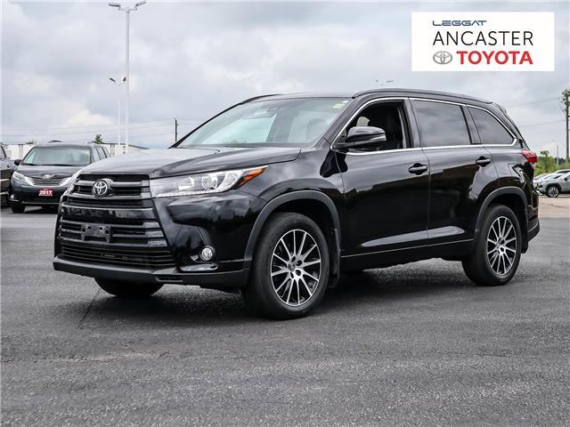 2018 Toyota Highlander  (Stk: 4190) in Ancaster - Image 1 of 6