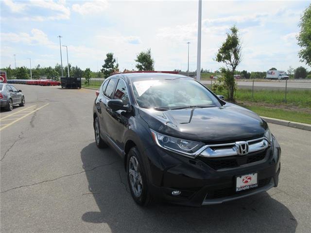 2018 Honda CR-V EX (Stk: K16665A) in Ottawa - Image 1 of 17