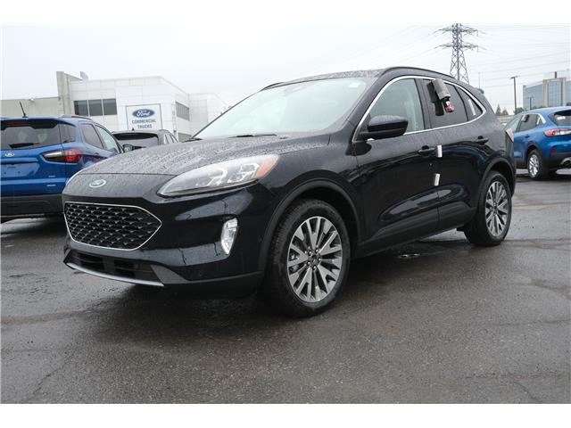 2021 Ford Escape Titanium Hybrid (Stk: 2103460) in Ottawa - Image 1 of 18