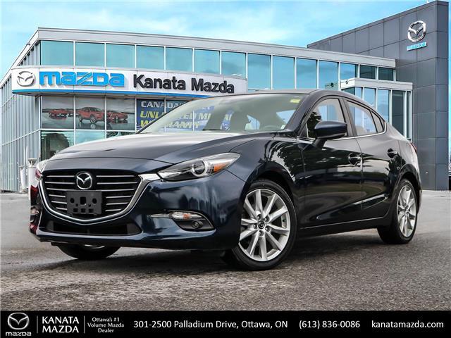 2017 Mazda Mazda3 GT (Stk: M1143) in Ottawa - Image 1 of 30