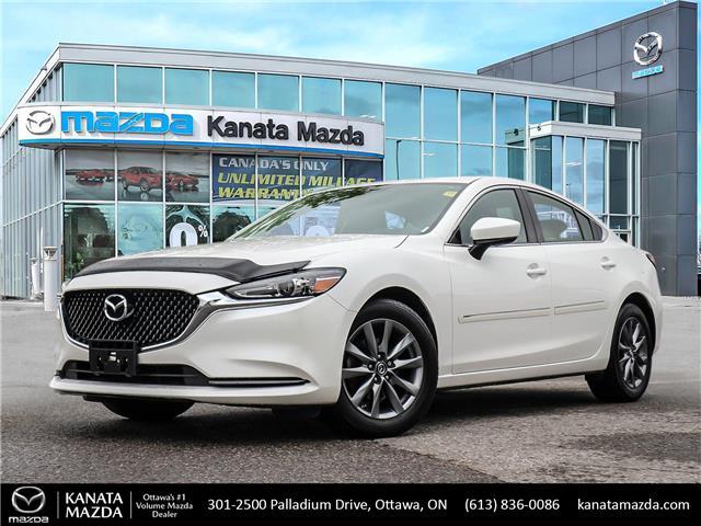 2018 Mazda MAZDA6 GS (Stk: 12160A) in Ottawa - Image 1 of 28