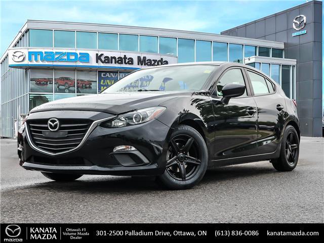 2016 Mazda Mazda3 Sport GX (Stk: 11759A) in Ottawa - Image 1 of 26