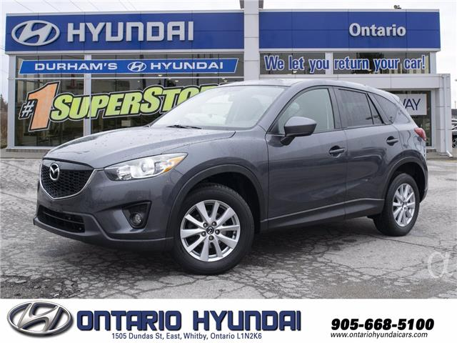2015 Mazda CX-5 GS (Stk: 62773A) in Whitby - Image 1 of 21