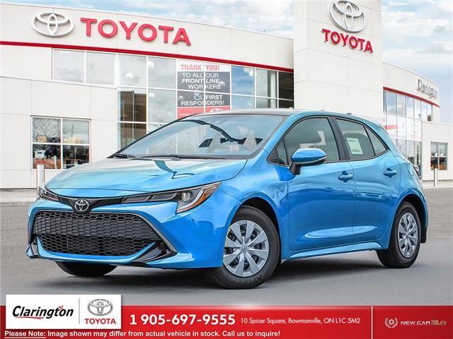 2021 Toyota Corolla Hatchback Base (Stk: 21520) in Bowmanville - Image 1 of 23