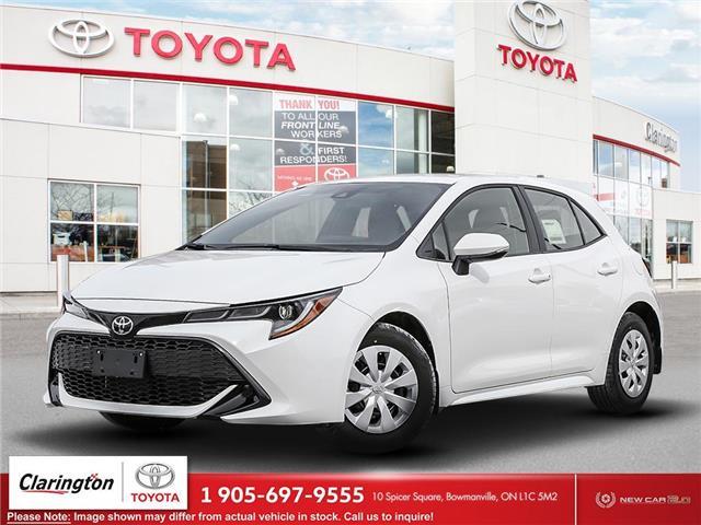 2021 Toyota Corolla Hatchback Base (Stk: 21521) in Bowmanville - Image 1 of 23