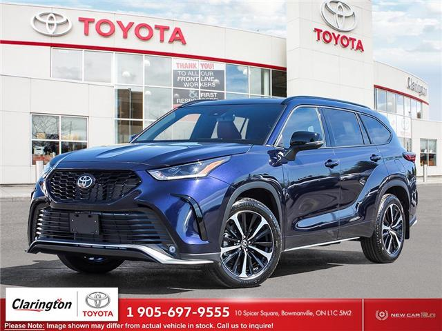 2021 Toyota Highlander XSE (Stk: 21500) in Bowmanville - Image 1 of 23