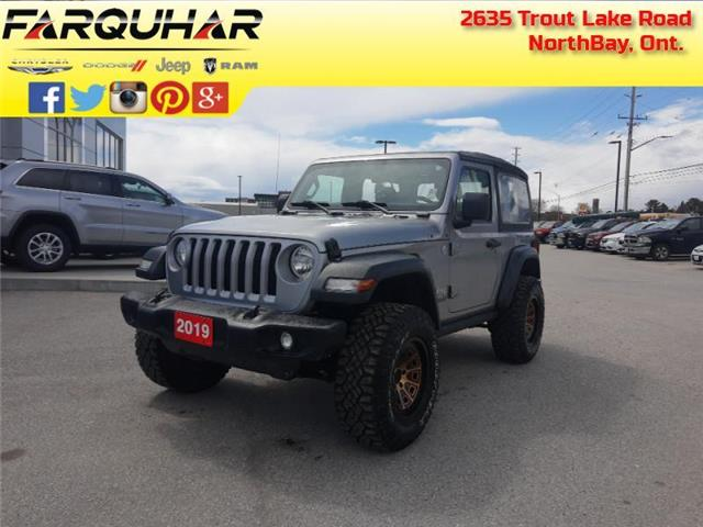 2019 Jeep Wrangler Sport (Stk: 21191A) in North Bay - Image 1 of 30