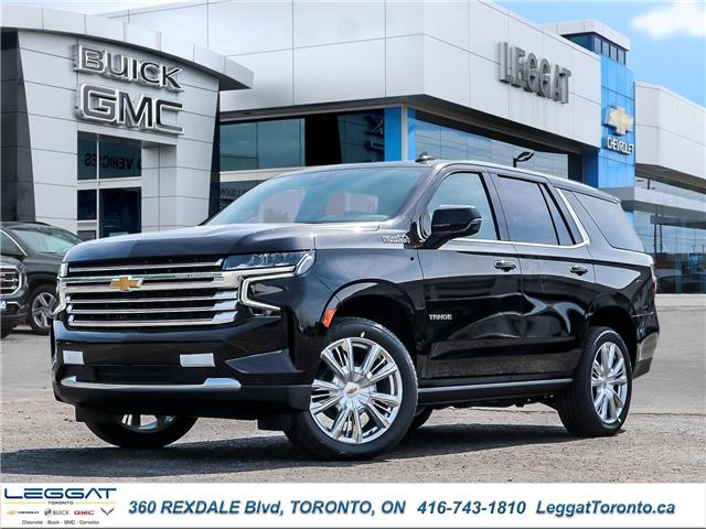 2021 Chevrolet Tahoe High Country (Stk: 352212) in Etobicoke - Image 1 of 30