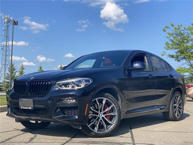 2021 BMW X4 xDrive30i (Stk: P1834) in Barrie - Image 1 of 17