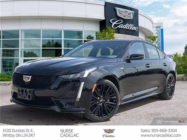 2021 Cadillac CT5 V-Series (Stk: 21K137) in Whitby - Image 1 of 26